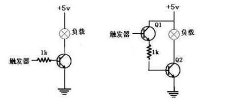 开关三极管的电路图及工作原理