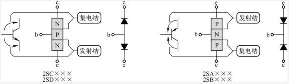 mf50万用表电路结构