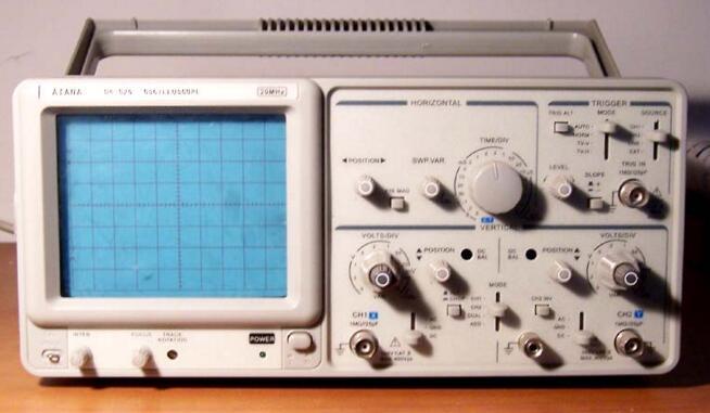 双踪示波器,双踪示波器原理,安装,介绍,使用说明等