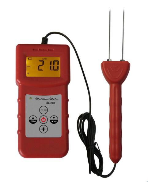 数显土壤水分测试仪主要技术特点