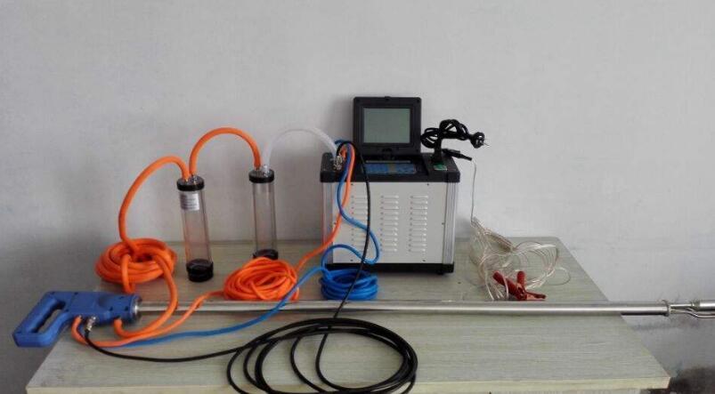 烟尘烟气分析仪的使用和工作原理
