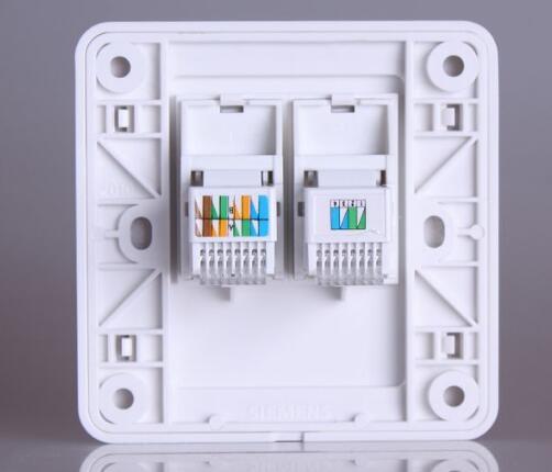 网线插座和水晶头接法的区别在哪?