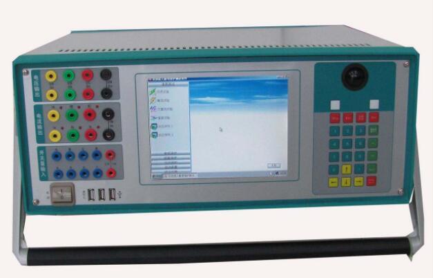 微机继电保护测试仪的选型参考