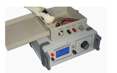 表面电阻率测试仪的测量原理
