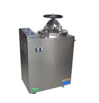 立式压力蒸汽灭菌器的工作原理