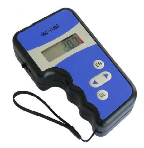 气体检测仪的定期校准
