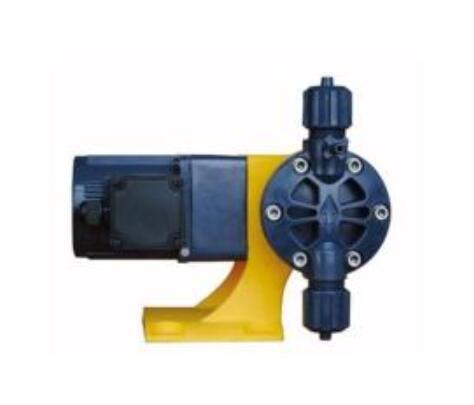 机械式隔膜计量泵的特点与适用