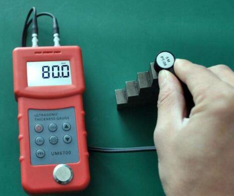 关于超声波测厚仪的技术特点介绍