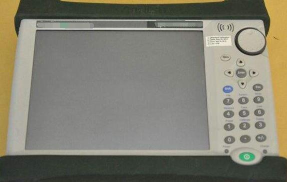 手持频谱分析仪的功能特点介绍: