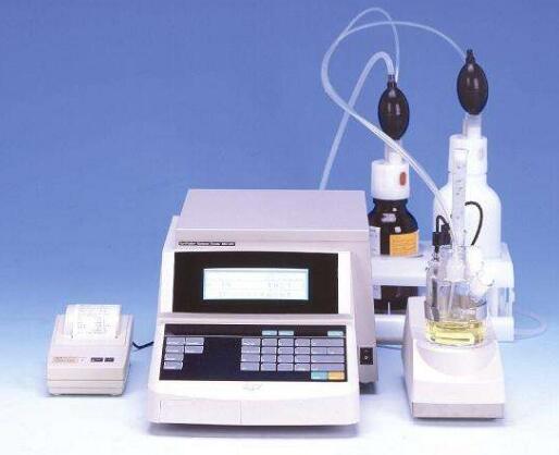 电解法水分仪的常见故障处理