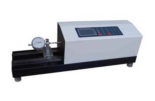 光栅式指示表检定仪的技术参数介绍
