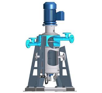 直联型离心萃取器的原理及相关应用介绍