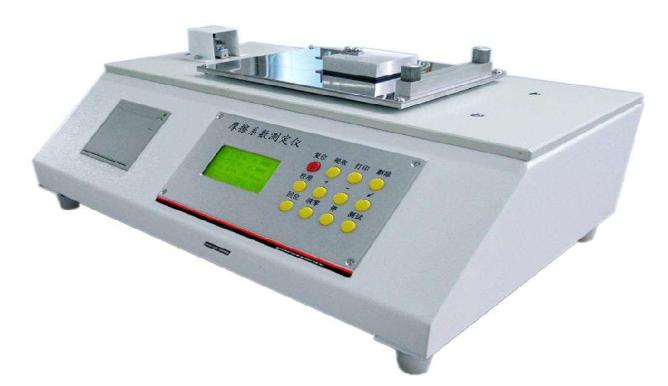陶瓷砖摩擦系数测定仪的原理介绍