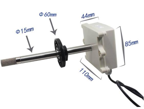 污泥浓度计变送器、传感器的安装方式