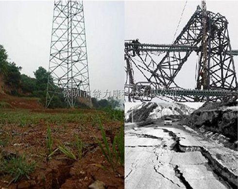 高压输电线路杆塔倾斜在线监测设备方案