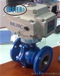 电动软密封球阀Q941F-16C DN80
