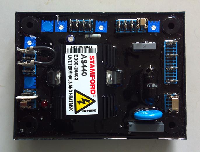 as440无刷发电机调压板