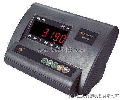 上海耀华XK3190-A12+E,XK3190-A12+E称重仪表