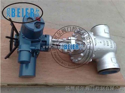 Z961电动焊接闸阀