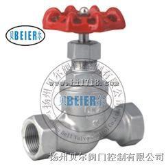 J911电动螺纹截止阀生产厂家