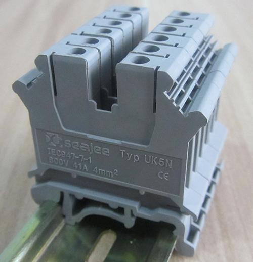 希捷uk5n接线端子排,wuk5n接线端子板