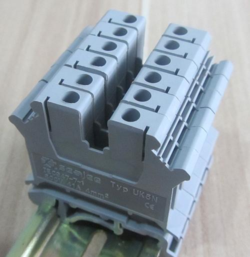 希捷UK5N接线端子排,WUK5N接线端子板,JUK