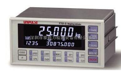 现货供应日本尤尼帕斯F701-S称重仪表