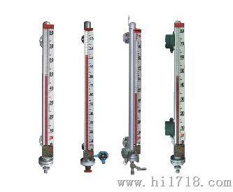 侧装式普通型磁翻柱液位计  UHZ-XHC810