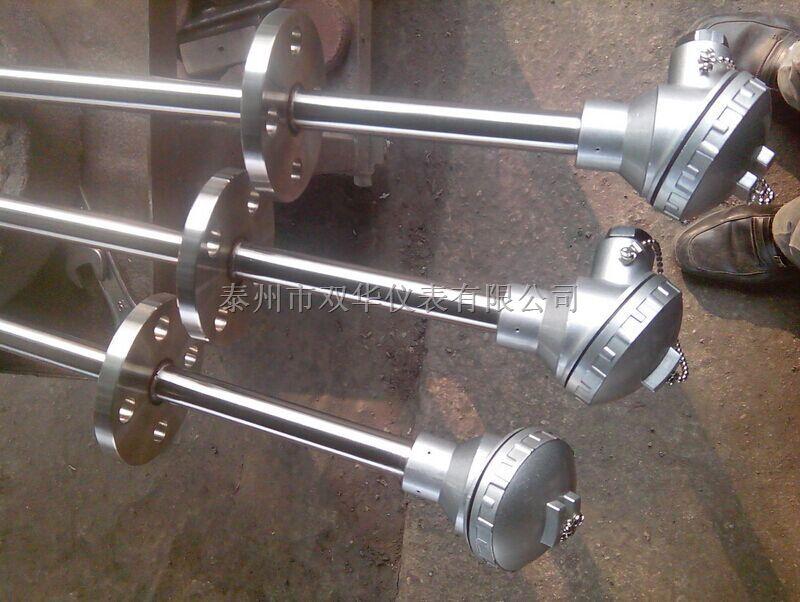 电厂耐磨高精度热电偶WRNM-130工业热电偶