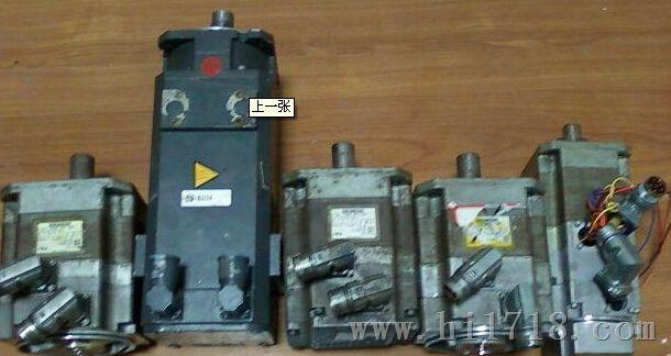 西门子伺服电机轴承坏维修