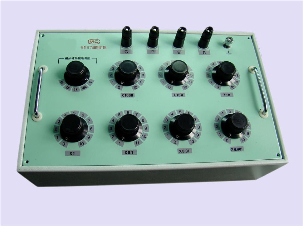 JD-1D型电阻仪检定装置电阻器