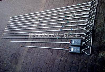 双华直销KW/KS/KB型快速热电偶测温枪杆