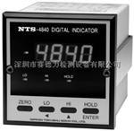 现货供应NTS称重测力显示器NTS-4840