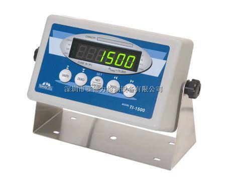 美国 TRANSCELL传力  TI-1520速度快仪表