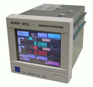 日本富士 FUJICON PLC控制对应的显示器 GD-2S