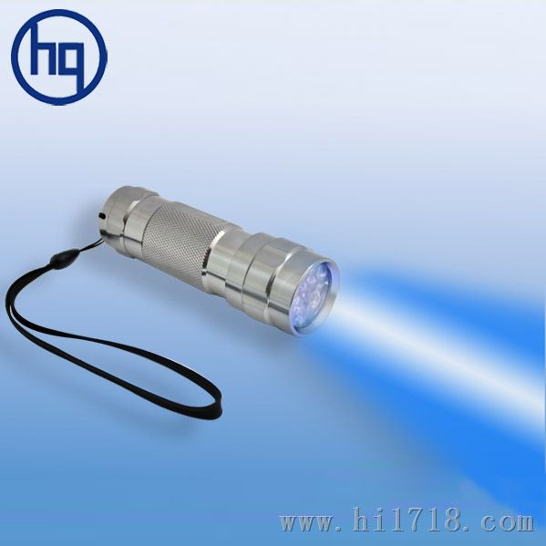uvata依瓦塔 高功率365nm紫外led手电筒日亚 光固化胶粘剂