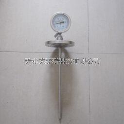 太原WSS锅炉专用温度计,万向型指针双金属温度计