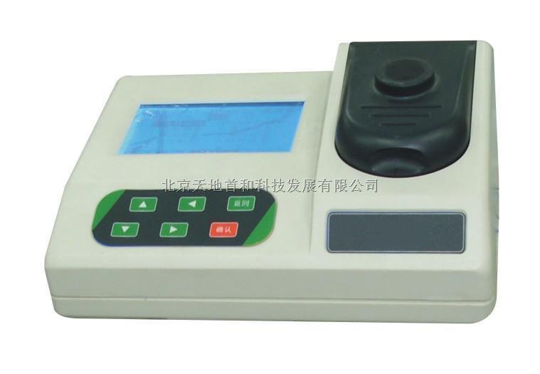 水中钴测定仪TDCO-173型,测量范围:0.00~0.20mg/L的水中钴检测仪