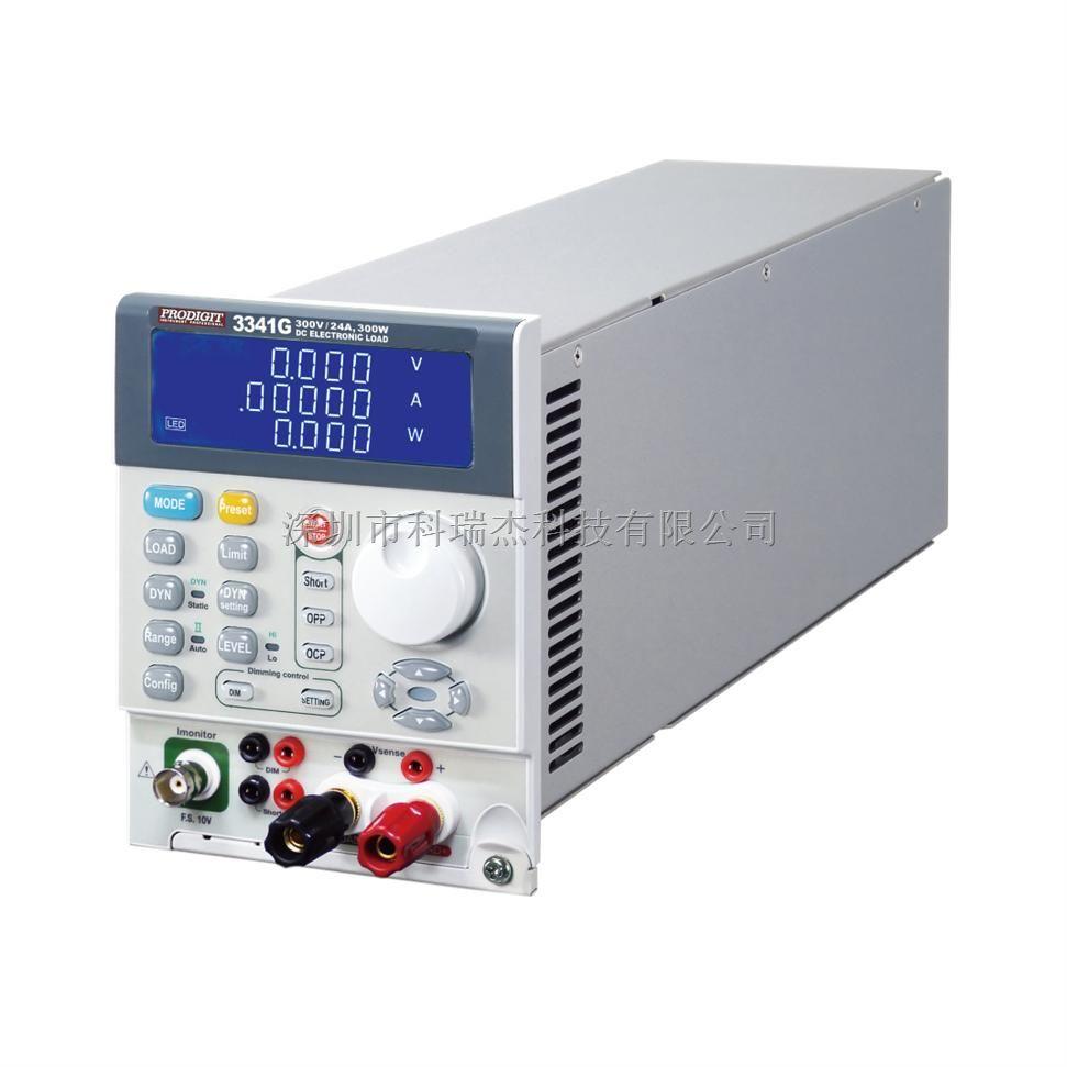 博计33401g led直流电子模拟负载
