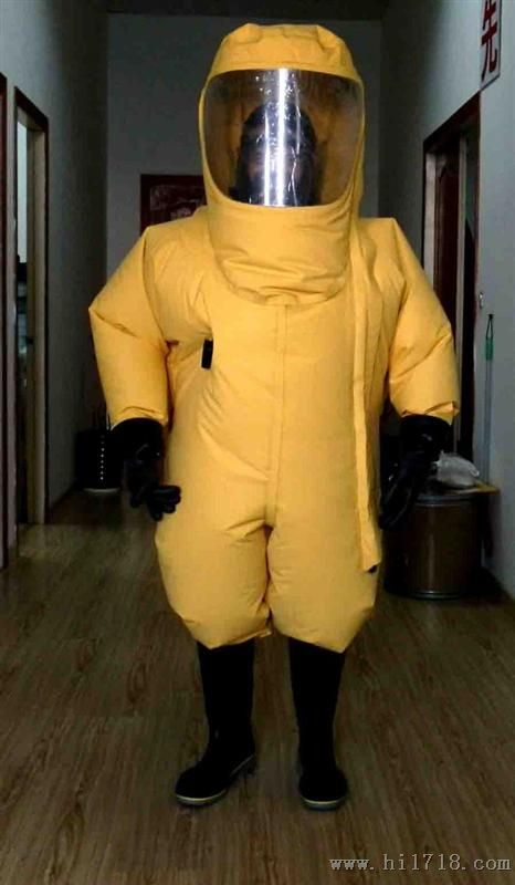 氯丁橡胶防化服