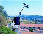 优惠的美国自动气象站    6152   无线型小型气象站