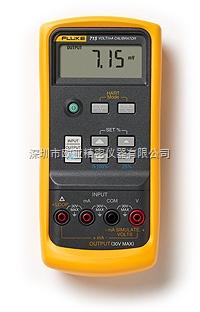 Fluke 715电压电流校准器,美国Fluke 715电压信号发生器