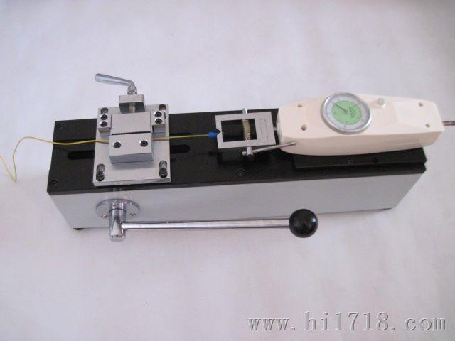 adl端子拉力测试仪/检测线束接线端子拉脱力测试仪器