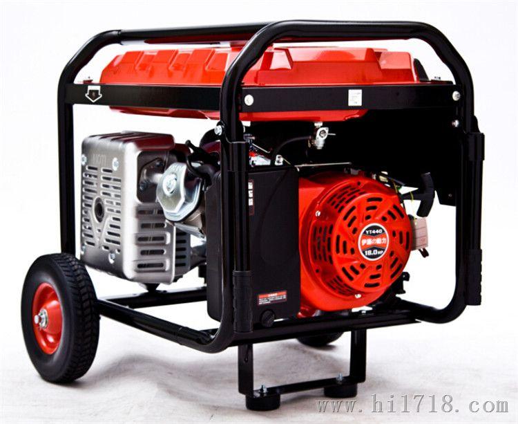 苏州7kw小型汽油发电机