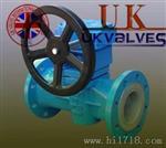 进口衬氟旋塞阀,英国UK优科品牌