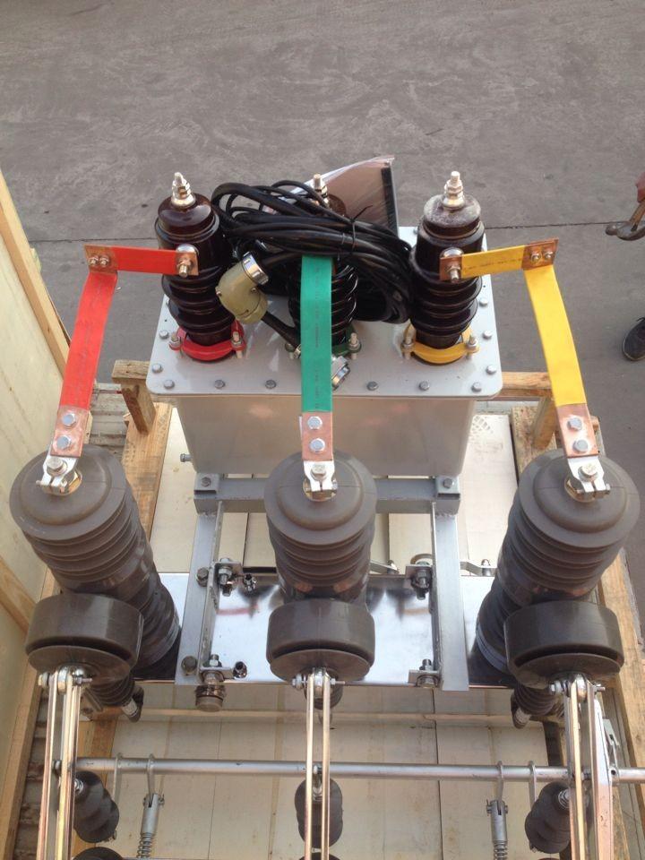 10kv预付费型高压真空断路器zw32-12y
