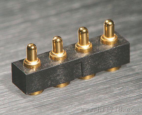 弹簧测试探针连接器