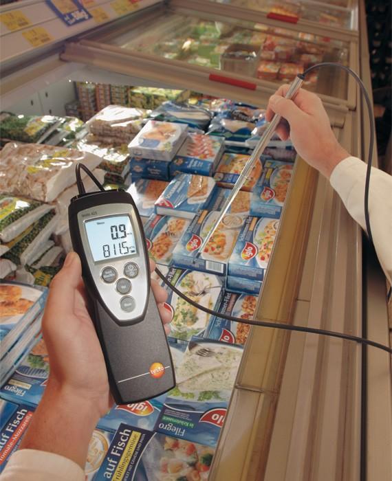 德图testo 425便携式热敏风速仪