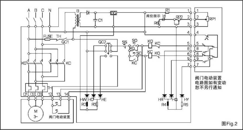 lq80-1开关型阀门执行器图片