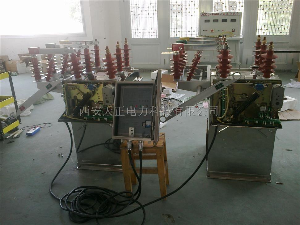 高压双电源自动切换装置hzw8-12